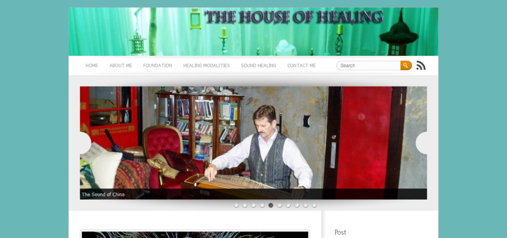 Portfolio - House of Healing