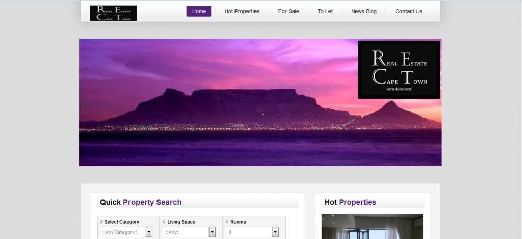 Portfolio - Real Estate Cape Town